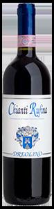 Dreolino Chianti Rufina DOCG 2016 from Italy (case of 12 x 750)