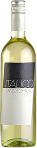 "Bixio Produttori ""Italico"" Pinot Grigio Terre degli Osci IGT 2019 // Italy (case of 6)"
