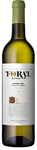 "Vale d'Aldeia ""Foral de Meda"" Branco Douro DOC 2018 from Portugal (case of 12 x 750 ml)"