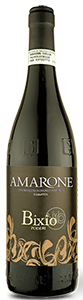 """Mondello """"Bixio"""" Amarone DOCG 2017 from Italy (case of 12 x 750 ml)"""