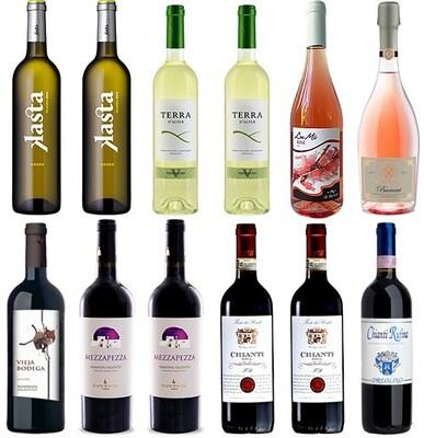 """Versatile Go-To's Plus"" Wine Enjoyment Pack"