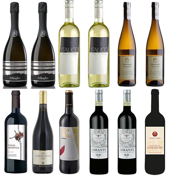 """Versatile Go-To's"" Wine Enjoyment Pack"