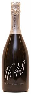 "Angoris ""1648"" Sparkling Rosé Brut 2009 // Italy (case of 6)"