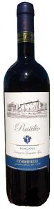 "Corbinelli ""Rutilio"" Super Tuscan Rosso Toscana IGT 2012 // Italy (case of 6)"