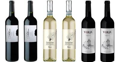 """Favorite Picks for Mom"" Wine Selection"