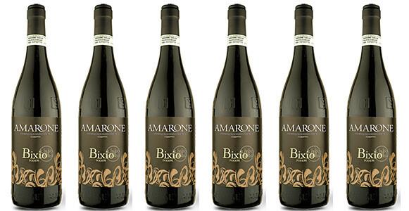 "Mondello Wines ""Bixio"" Amarone della Valpolicella DOCG 2017 // Italy (case of 6)"