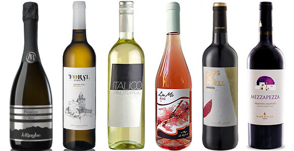 """""""Spring Into Summer"""" Wine Enjoyment Pack (mixed case of 6)"""