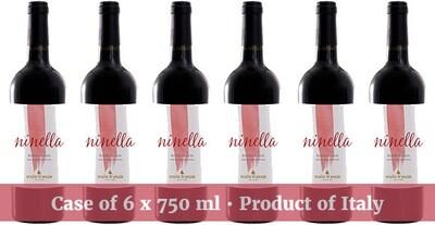 """Trullo di Pezza """"Ninella"""" Rosso Salento IGP 2015"""