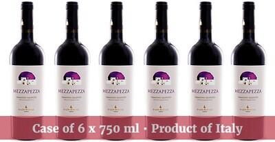 """Trullo di Pezza """"Mezzapezza"""" Primitivo Salento IGP 2016"""