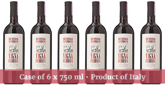 Vigna Cerbaia Brunello di Montalcino DOCG 2003