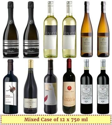 """""""Versatile Go-To's"""" Wine Selection"""