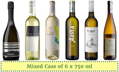 """Nick's Picks—Whites"" Wine Enjoyment Pack"
