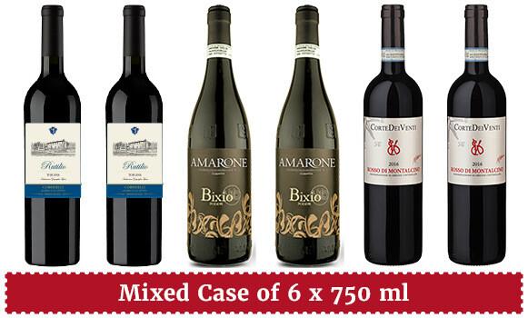 """Il Capocuoco"" [The Head Chef] Wine Enjoyment Pack"