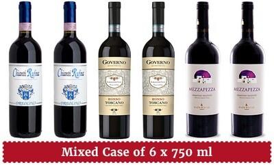 """Pranzare Al Fresco"" [Outdoor Dining] Wine Enjoyment Pack"