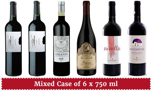 """Nick's Picks—Reds"" Wine Enjoyment Pack"