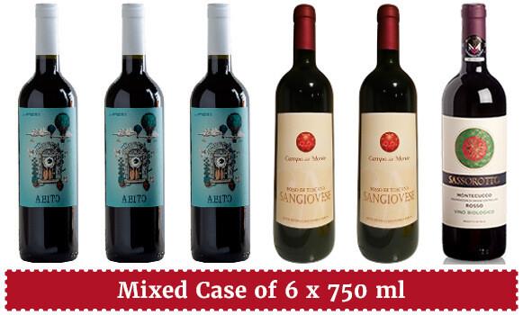 """Earth Day Eco-Friendly & Organic"" Wine Enjoyment Pack"