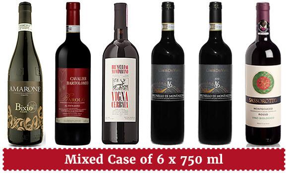 """Next-Level Big Reds—Italian Classics"" Wine Enjoyment Pack"