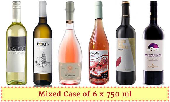 """""""Spring Sampler"""" Wine Enjoyment Pack"""