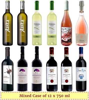 """""""Versatile Go-To's Plus"""" Wine Selection"""