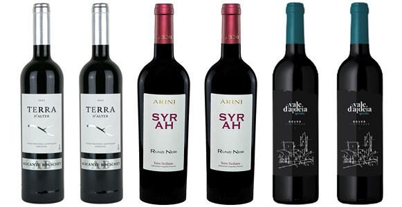 """Fall Arrivals—Big, Bold Reds"" Wine Enjoyment Pack"