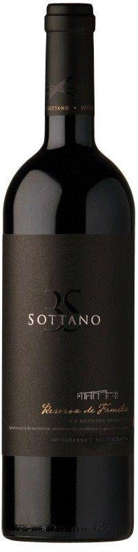 """Sottano """"Reserva de Familia"""" Cabernet Sauvignon 2013 from Argentina (case of 6 x 750 ml)"""