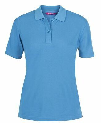 Women's Polo shirt - Aqua