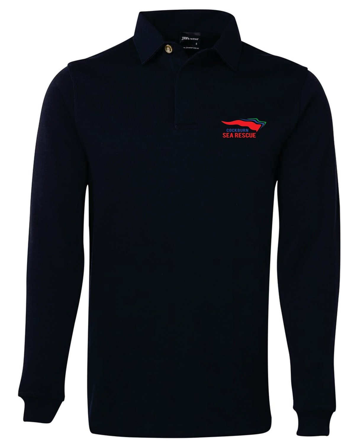 3RT Rugby Top - Navy