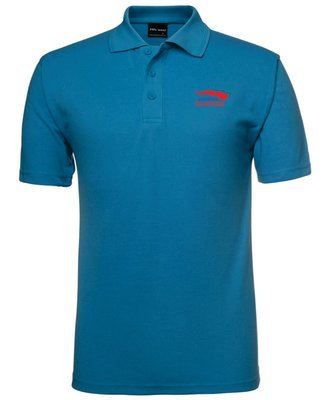 Men's Polo shirt - Aqua