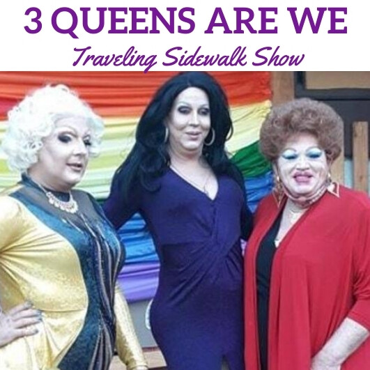 3 Queens Are We