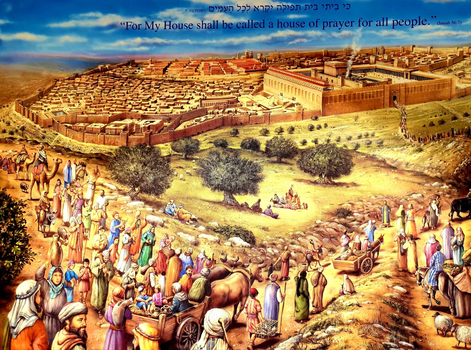 pilgrimage to Jerusalem