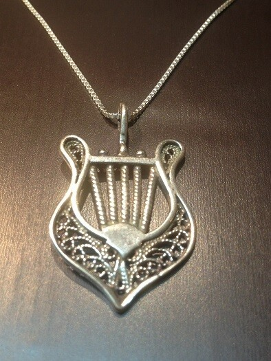 Biblical  Harp of David