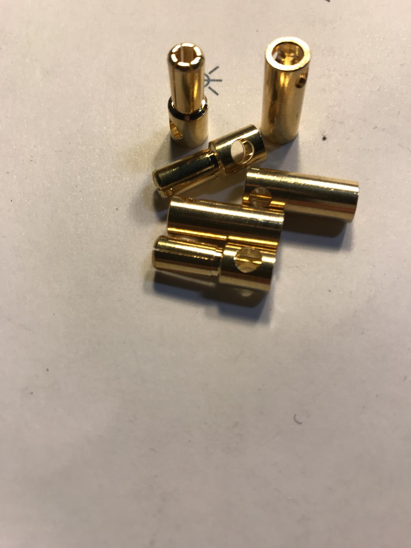 5.5 Bullet Connectors
