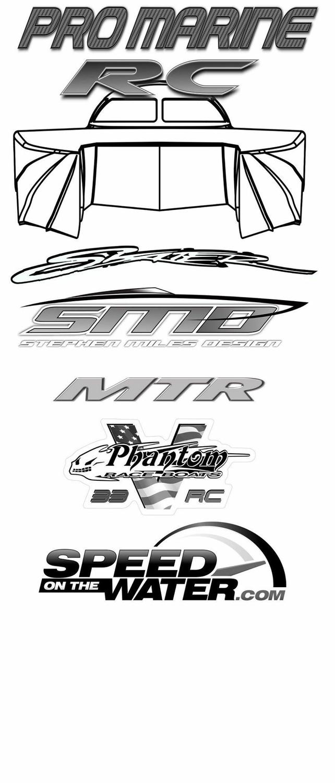 Pro Marine RC SKATER/MTR TShirts