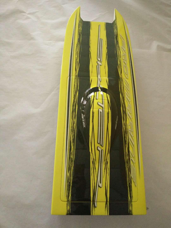 "32"" SKATER X-2 YELLOW/Black"