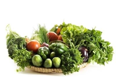農夫精選菜藍 (大) / Jumbo Veggie Basket (4 kg)