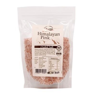 喜瑪拉雅山粗岩鹽 / Himalayan Pink Crystal Salt (150 g)