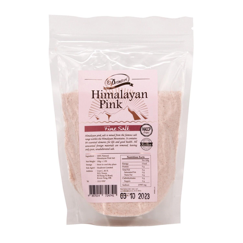 喜瑪拉雅山幼岩鹽 / Himalayan Pink Fine Salt (150 g)