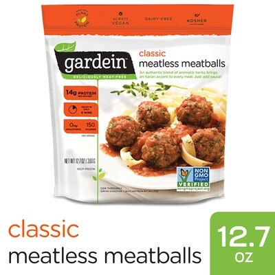 Gardein 經典素肉丸 / Classic Meatless Meatball (12.7 oz)