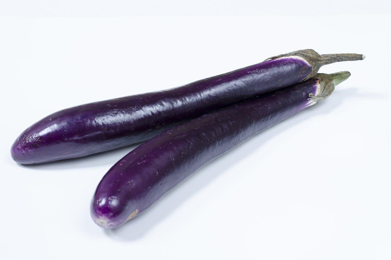 紫茄子 / Eggplant (300 g)