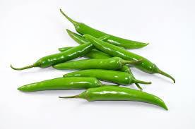 綠指天椒 / Chilli, Green (100 g)
