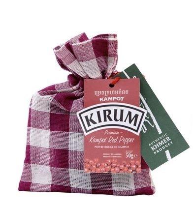 柬埔寨 (Kirum) 有機貢布紅胡椒 / Kirum Organic Kampot Red Pepper (50 g)