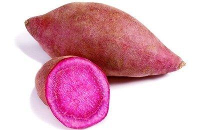 印尼火山紫蕃薯 / Indonesian Purple Sweet Potato (600 g)
