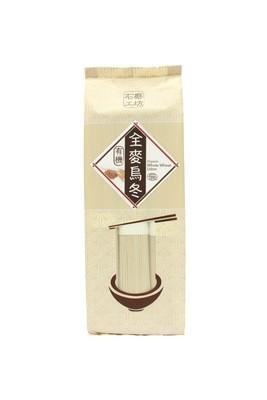 有機全麥烏冬 / Organic Whole Wheat Udon (300 g)