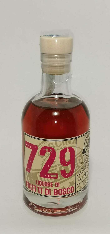729 - Liquore di Frutti di bosco