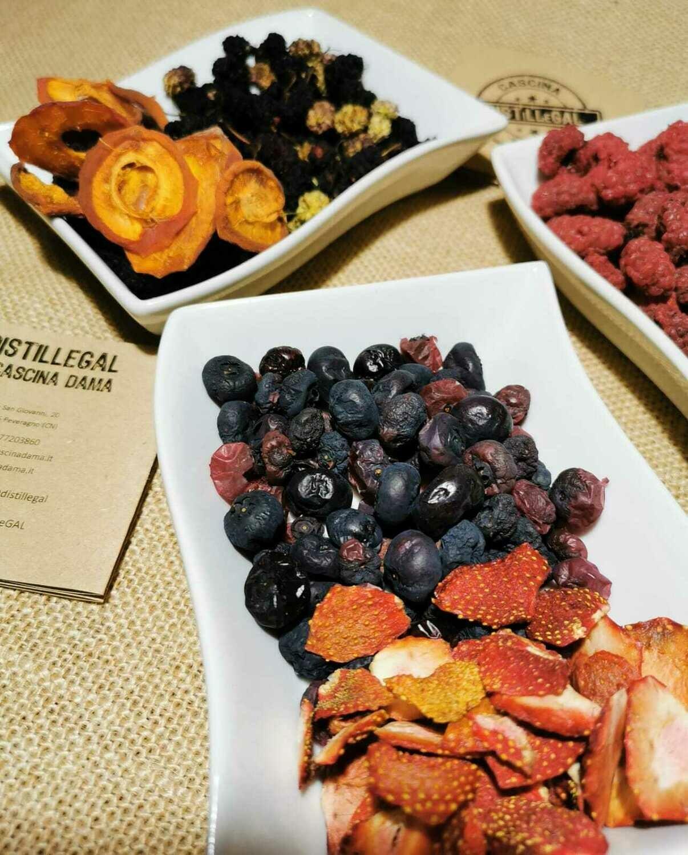 Frutta essicata