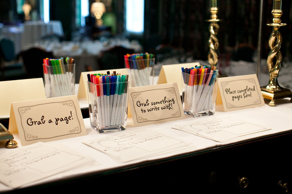 Add-on Collection: Casual Table Tent Instructions