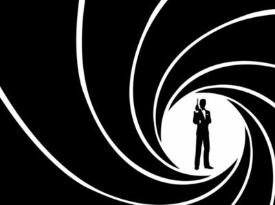 James Bond Salsa Party Ticket