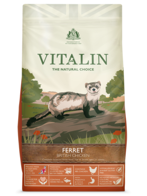Vitalin Ferret Chicken 2KG