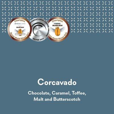 Espressist Corcavado - AICA 2017 Silver Medal