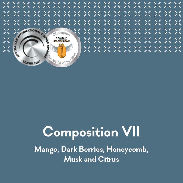 Espressist Composition VII - AICA 2017 Silver Medal